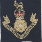 William Green's Loyal Regiment patch