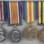 Harold Abraham medals